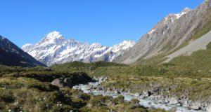 Mount Cook, Nouvelle-Zélande. Auteur et Copyright Marco Ramerini