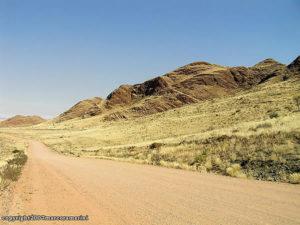 Namib Rand, Namibie. Auteur et Copyright Marco Ramerini.