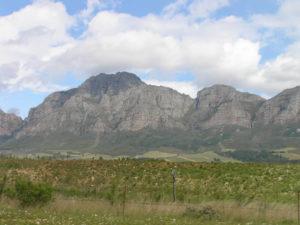 Paarl, Afrique du Sud. Auteur et Copyright Marco Ramerini