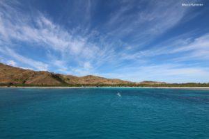 Blue Lagoon Beach Resort, Nacula, îles Yasawa, Fidji. Auteur et Copyright Marco Ramerini
