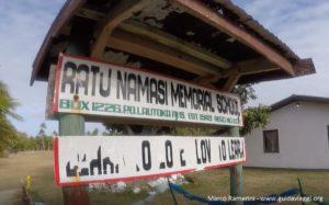 Ratu Namasi Memorial School, Nabukeru, Yasawa, Fidji. Auteur et copyright Marco Ramerini