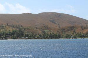 Ratu Namasi Memorial School, Nabukeru, Yasawa, Figi. Autore e copyright Marco Ramerini.
