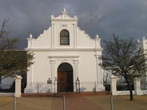 Stellenbosch, Afrique du Sud. Auteur et Copyright Marco Ramerini