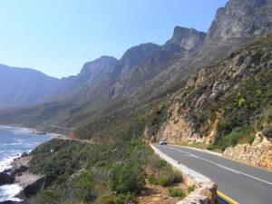 Route des Baleines, Afrique du Sud. Auteur et Copyright Marco Ramerini