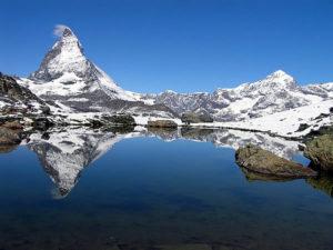 Matterhorn-Cervino, Zermatt, Suisse. Auteur et Copyright Marco Ramerini