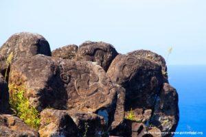 Orongo, Île de Pâques, Chili. Auteur et Copyright Marco Ramerini