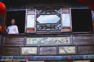 Femme, Jianshui, Yunnan,Chine. Auteur et Copyright Marco Ramerini