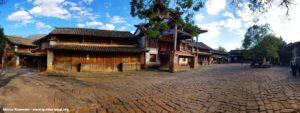 Shaxi, Yunnan, Chine. Auteur et Copyright Marco Ramerini